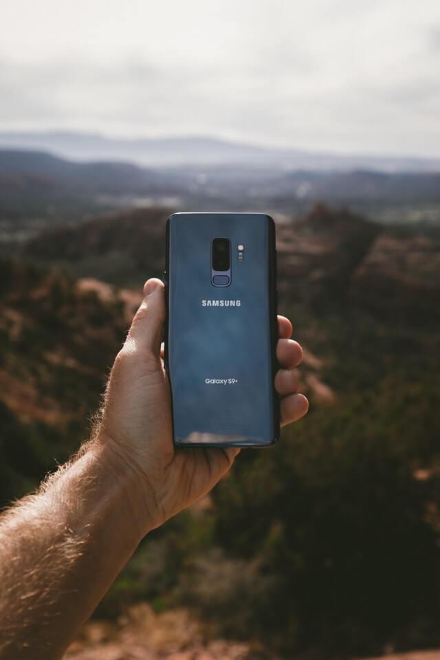 Samsung Galaxy S9 Reparatur Berlin